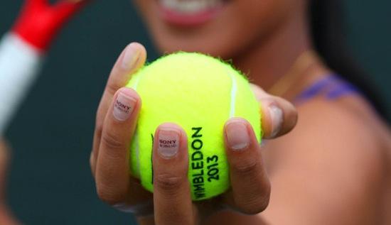 Sony toont briljante mini-advertenties op Wimbledon