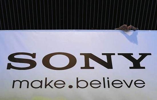 Sony streaming