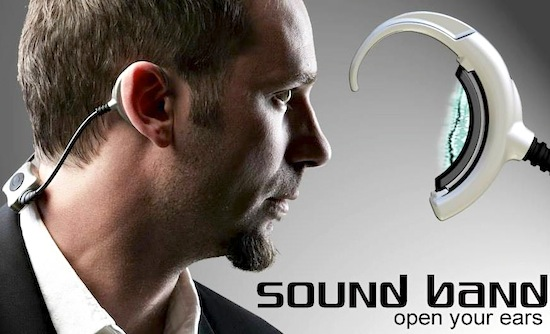 Sound Band of gehoorapparaat?