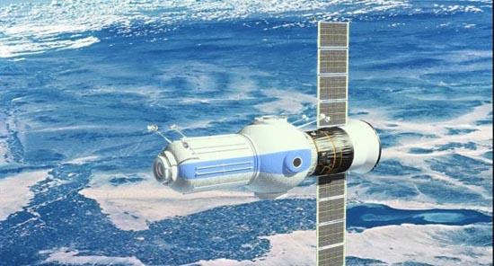 Russisch ruimtehotel