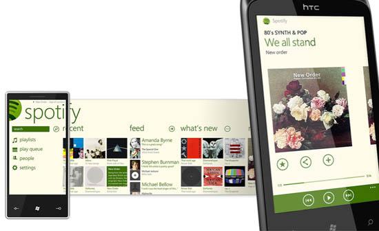 Spotify op je telefoon