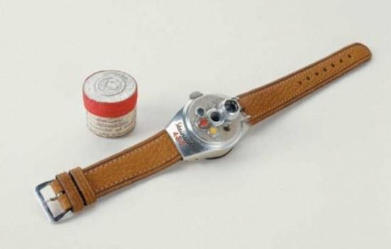 Horloge met camera
