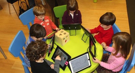 Ouders niet blij met iPad-school