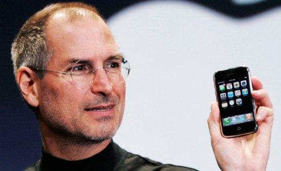 Hoe de iPhone 1 Google