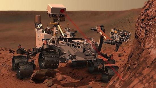 Gevaarlijke straling richting Mars: kunnen we er ooit heen?