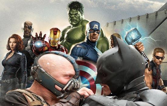 Alle superheldenflims zijn eigenlijk hetzelfde