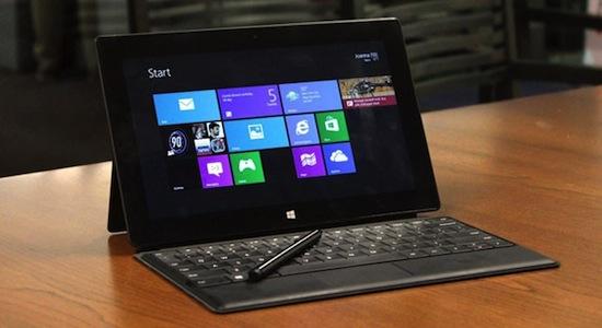 De Surface Pro komt in mei naar Nederland