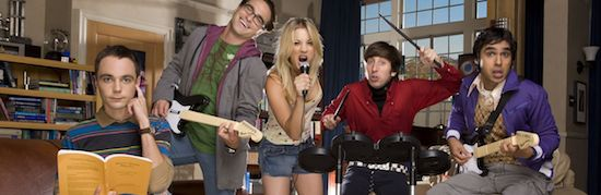 The Big Bang Theory - 3.400.000 downloads