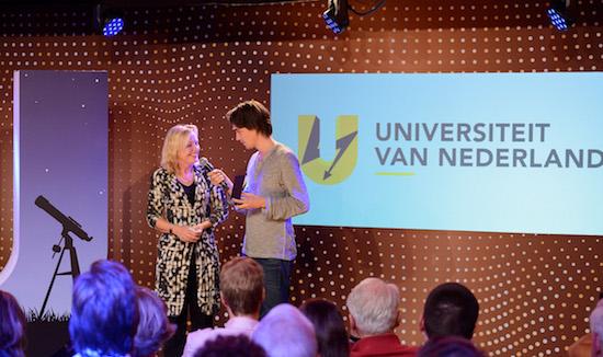 Universiteit van Nederland scoort 3 miljoen views