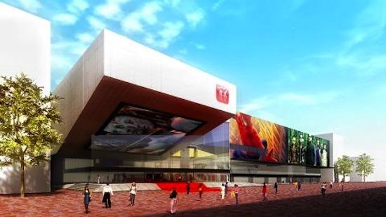 Utrecht grootste bioscoop 2015