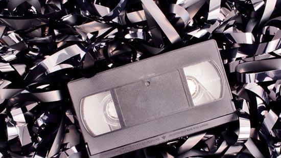 VHS, we zullen je missen... NOT!