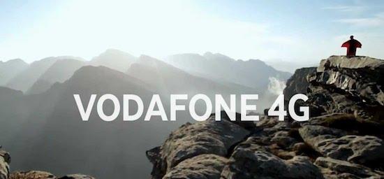 Vodafone: in april 2015 hebben we een landelijke 4G-dekking