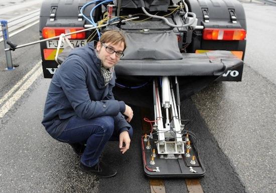 De elektrische weg van Volvo