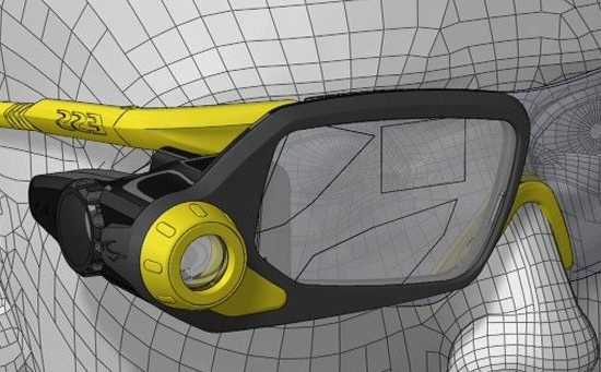 Vuzix komt met een concurrent voor Google Glass