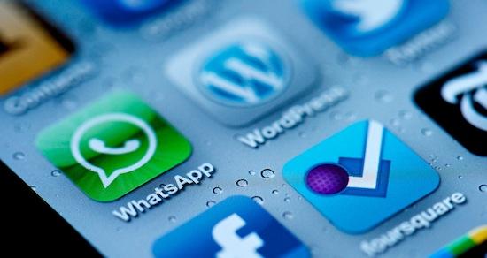 WhatsApp is voortaan gratis