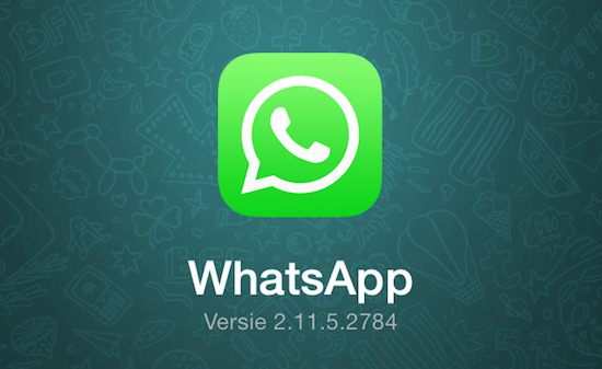 Whatsapp iOs 7