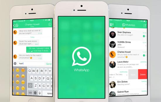 Whatsapp-redesign