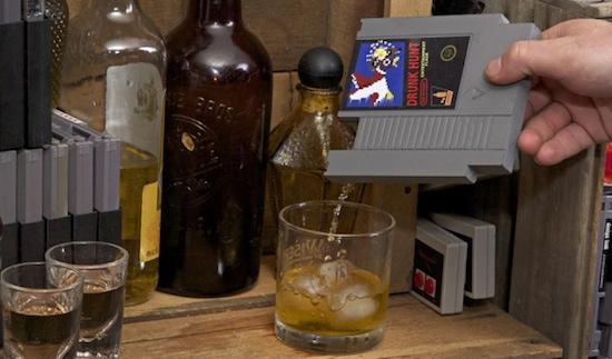 NES cartridges whisy