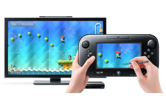 Wii U gameconsole