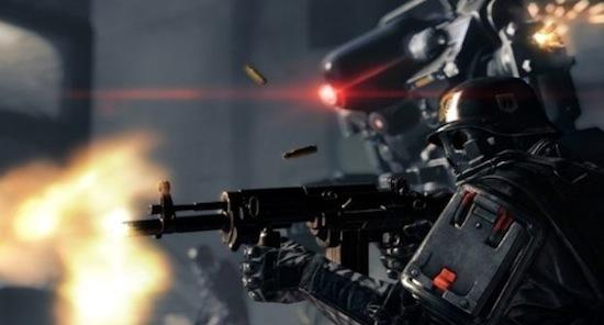 Wolfenstein: The New Order - de eerste gameplaybeelden