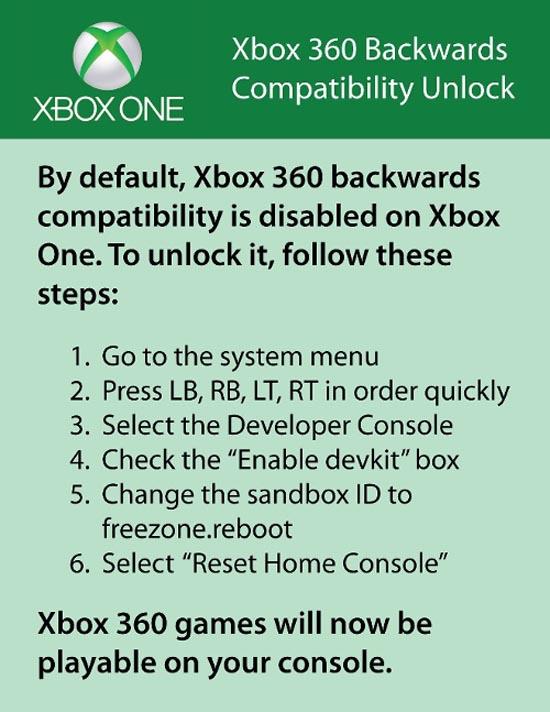 Nep-instructies slopen Xbox