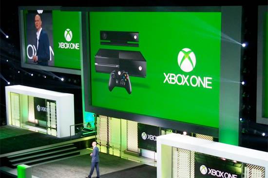 Xbox One presentatie