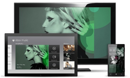Xbox Music gratis Xbox One