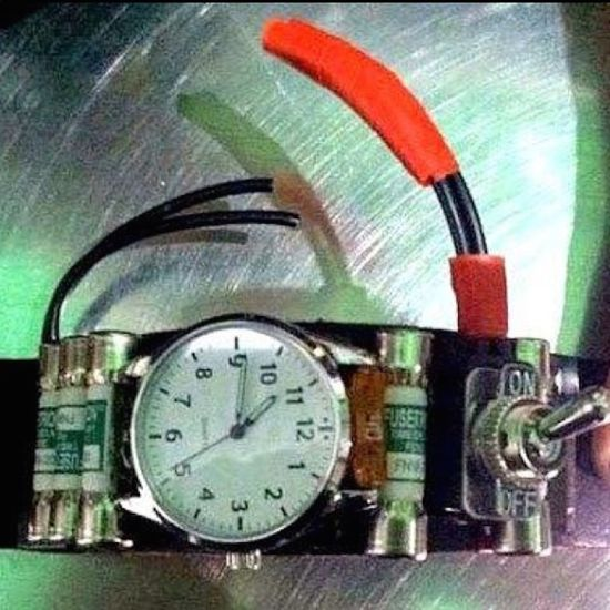 horlogebom