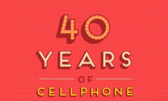 mobiele telefoon 40 jaar Video: evolutie van mobiele telefoons in 40 jaar   Apparata mobiele telefoon 40 jaar