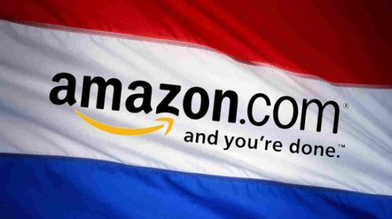 amazon leveren in nederland
