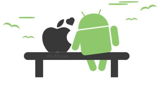 Android-loves-Apple