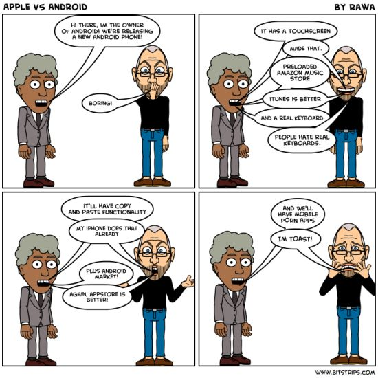 Apple-en-android-comic