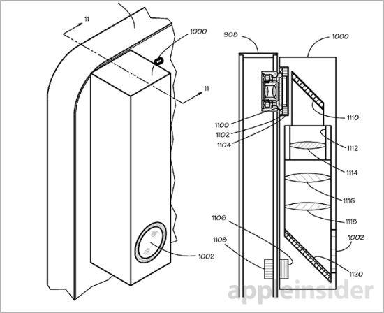 Apple patent voor iPhone camera