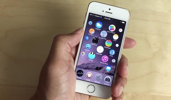 Zo gebruik je de Apple Watch-interface op je iPhone