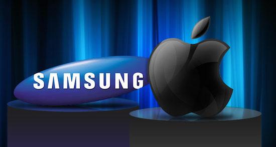 Samsung moet Apple $120 miljoen schadevergoeding betalen