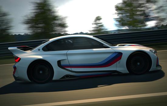 BMW presenteert virtuele Vision Gran Turismo voor GT6
