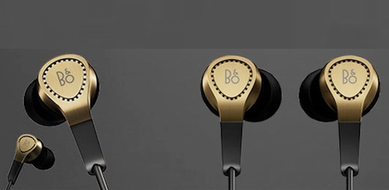 Bang & Olufsen BeoPlay H3 Golden Edition