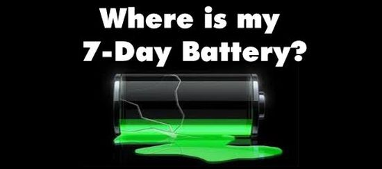 batterijduur