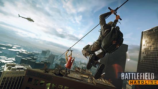 Battlefield Hardline wordt uitgesteld naar 2015