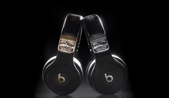 Beats Super Bowl koptelefoon