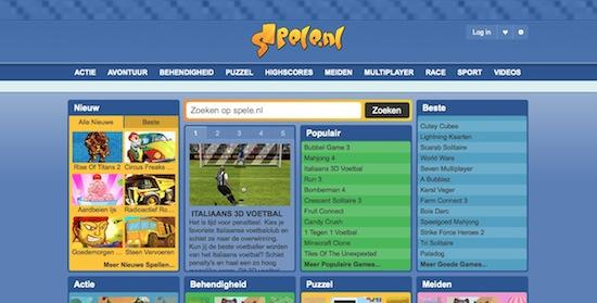 spiele.nl