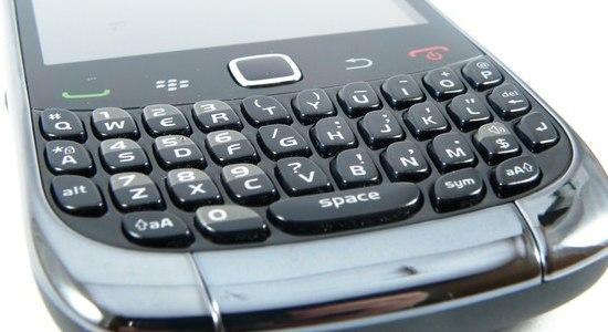 Blackberry gaat weer terug naar fysieke toetsen