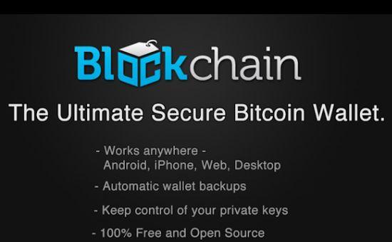 Blockchain uit de App Store