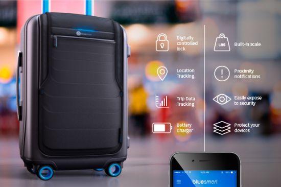 Bluesmart-koffer