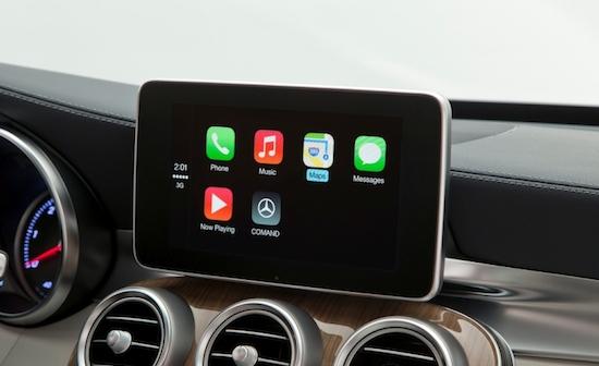 Apple CarPlay is vertraagd, komt pas in 2015