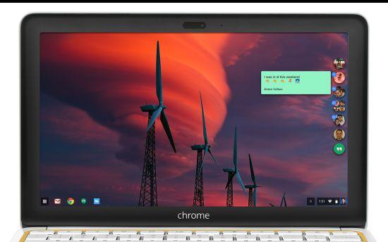 Chrome-Hangouts-Update