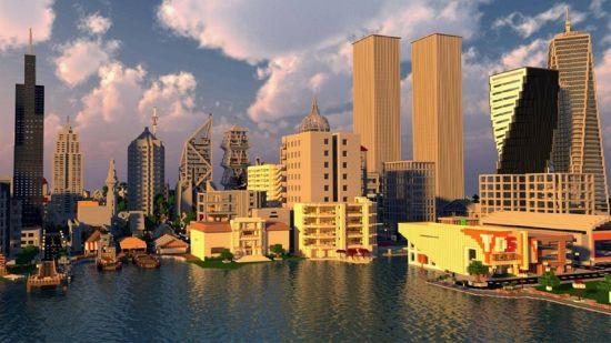 City-Building-Minecraft