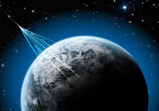 Kosmische-Straling-onderzoek