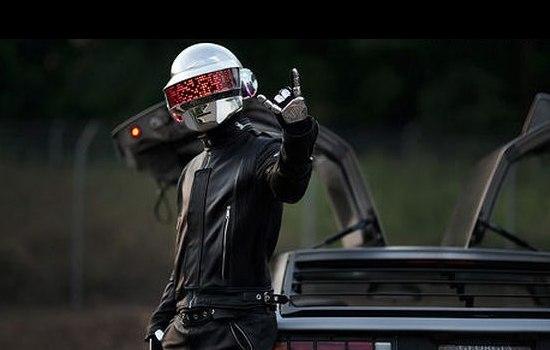 Tutorial: maak je eigen Daft Punk helm