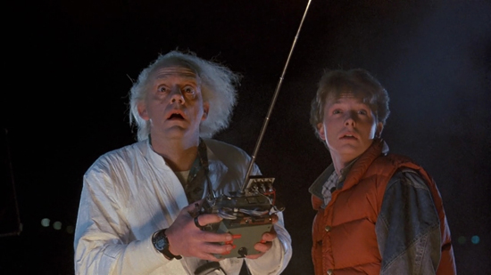 Great Scott...